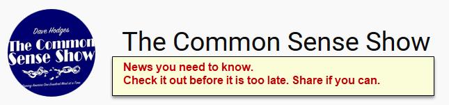 Common Sense Show